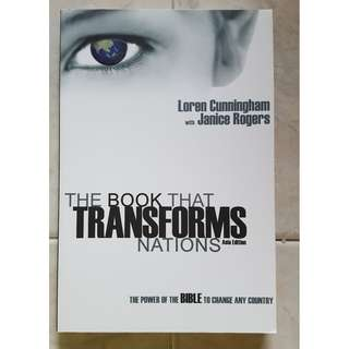 The book that transforms nations Loren Cunningham