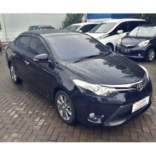 toyot vios g all new 1.5 bensin A/T 2013