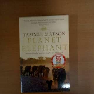 Planet Elephant(Tammie Matson)
