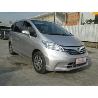 honda freed psd 1.5 bensin A/T 2013