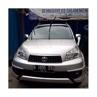 toyota rush s trd airbag	1.5 bensin A/T 2013