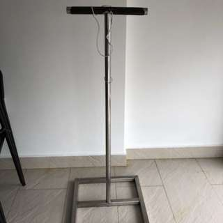 Stainless steel Parrot training stand