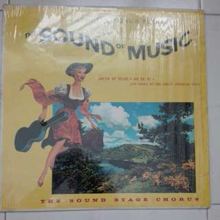 The Sound Of Music And Songs Of The Great American West Vinyl LP Record