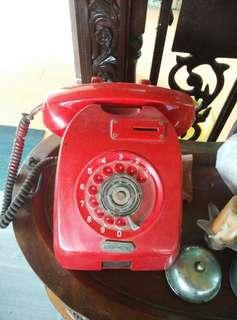 Telefon duit syiling (antik)