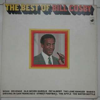 The Best Of Bill Cosby Vinyl LP Record
