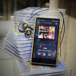 全新 頂級套裝 AK SP1000 + AK Layla II + Blue Note 珍藏 CD 播放器 DAP 耳機