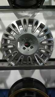 Kredit Velg racing tanpa CC