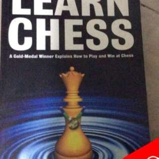 How to learn Chess book