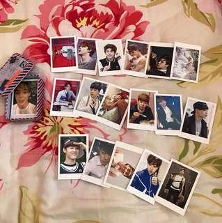 Jimin photocard set