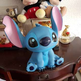 Lido and Stitch piggy bank