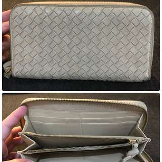 Authentic Bottega Venetta Zip Around wallet **special price till 31 Dec 2017**
