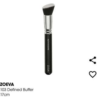 ZOEVA 103 Defined Buffer