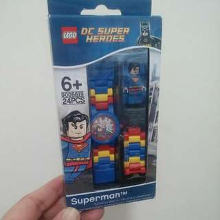 BN Lego Superman Watch