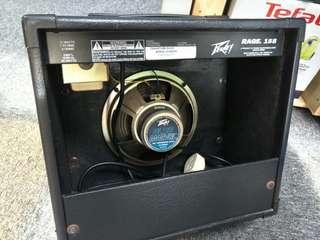 Peavey Rage 158 guitar amplifier for sale