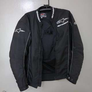 Motorcycle jacket XL size