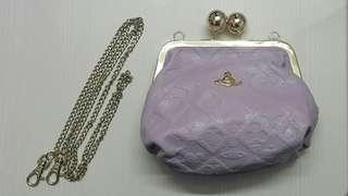 Vivienne Westwood 細袋 斜揹包 Small Cross Body Bag Monte Carlo 6208