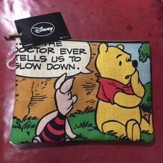 小熊維尼收納袋