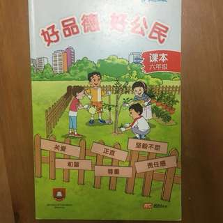 CME Textbook Primary 6