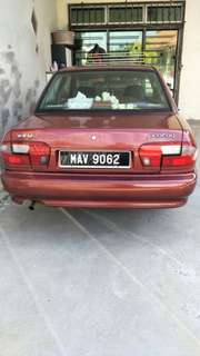 Wira Sedan 2002 (Price can negotated)