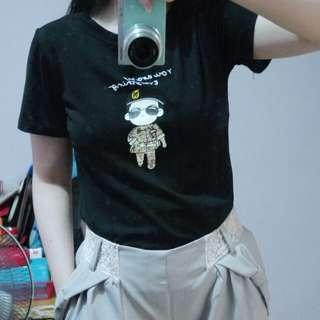 (WTS) Song Joong Ki T-Shirt / Grey Pants *Ready Stock