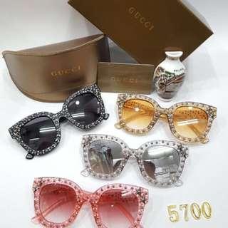 Sunglass GUCCI Star's || Premium Item