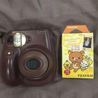 FUJIFILM camera Polaroid