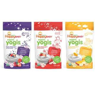 Cheapest on Carousell Organic Happy Baby Yogis (28gm)