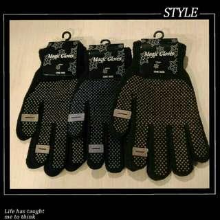 🚚 【智美精品屋】男手套 止滑手套 針織薄款 單層手套 保暖手套