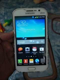 Samsung Galaxy Grand Back up Phone