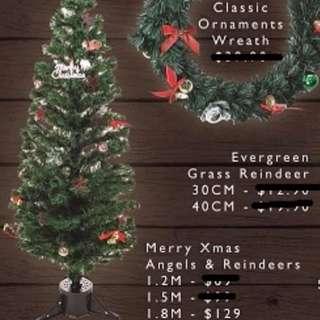 BNIP 1.8m Christmas Tree