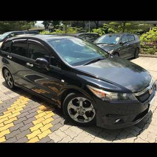 Honda stream spare parts dekit
