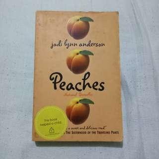 Books - Peaches by Jodi Lynn Anderson