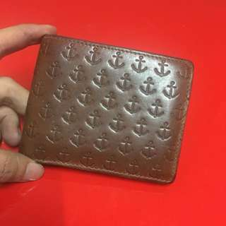 Original Fossil Leather Wallet