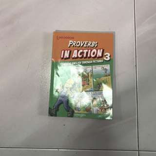Proverbs in action 3