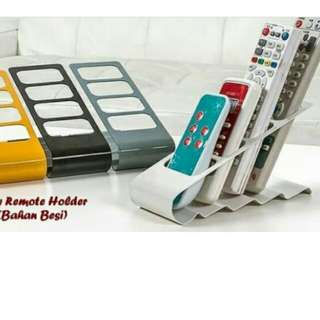New remote holder