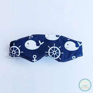 Sunny Eye Mask Whale/kacamata bayi/penutup mata bayi