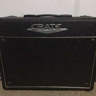 """Crate VTX15 1x10"""" Guitar Combo Amplifier"""