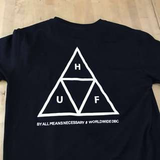 Authentic HUF basic Tee