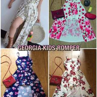 Addtional Prints for GEORGIA ROMPER  SMALL  LARGE