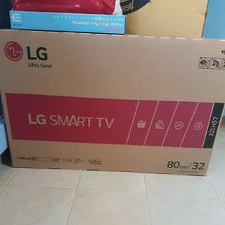 LG smart tv brand new in box!