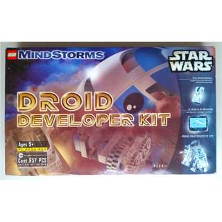 Star Wars - Lego Mindstroms Droid Developer Kit (1999)