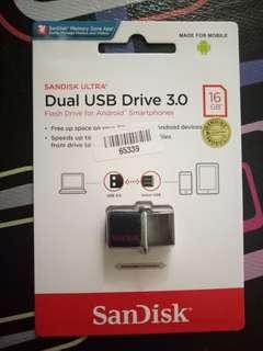Flash disk OTG sandisk