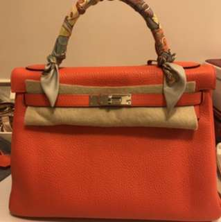 100% authentic Hermes Kelly 32