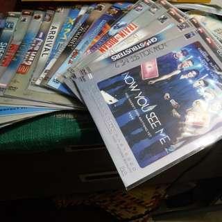 DVD film bajakan