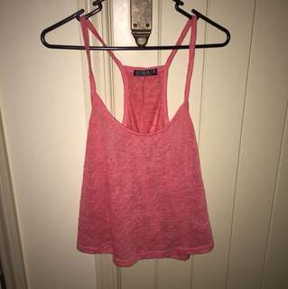 Red Cotton On Summer Singlet
