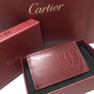 Cartier 卡片套
