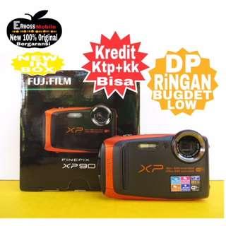 Fujifilm FinePix XP90 Resmi-cash/kredit ditoko ktp+kk bisa 081905288895