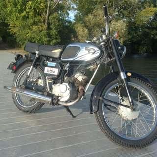 1969 Kawasaki J1L