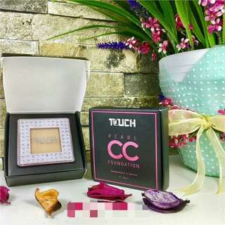 (READY STOCK) Touch Pearl CC Foundation