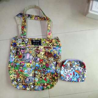 Tokidoki Jujube Animalini Be Light Ukk Quicklet